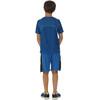 Regatta Diverge II Shortsleeve Shirt Children blue